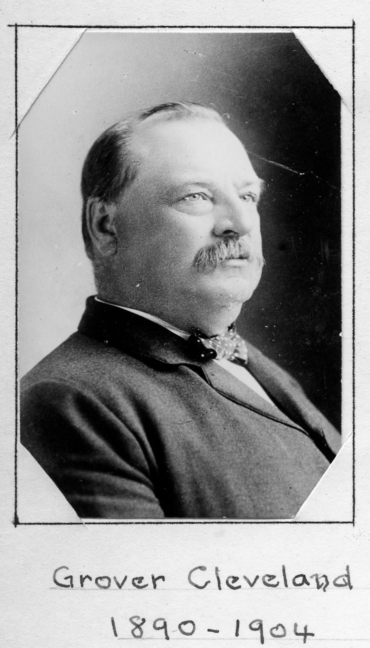 Member portrait of Grover Cleveland