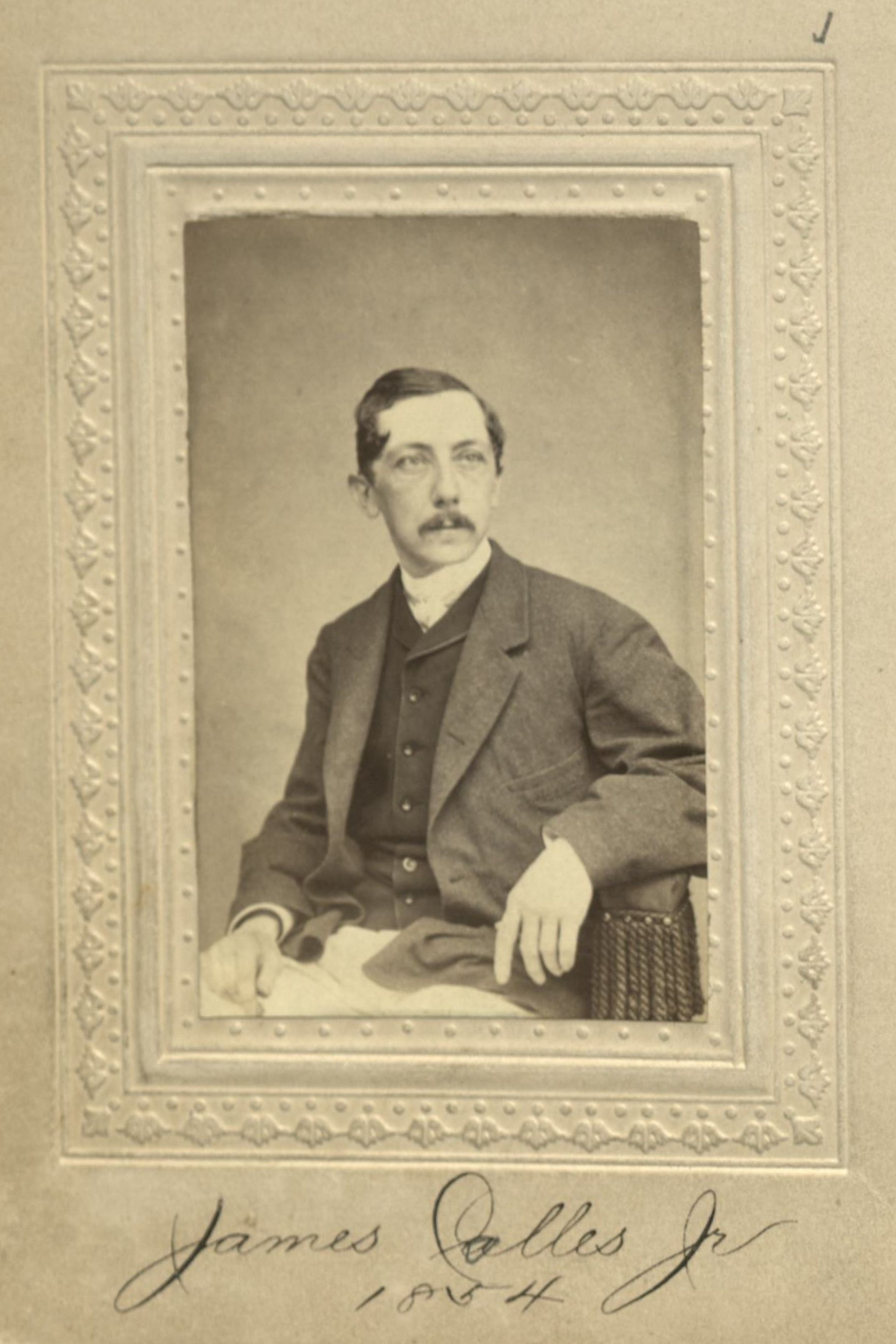 Member portrait of James Colles Jr.