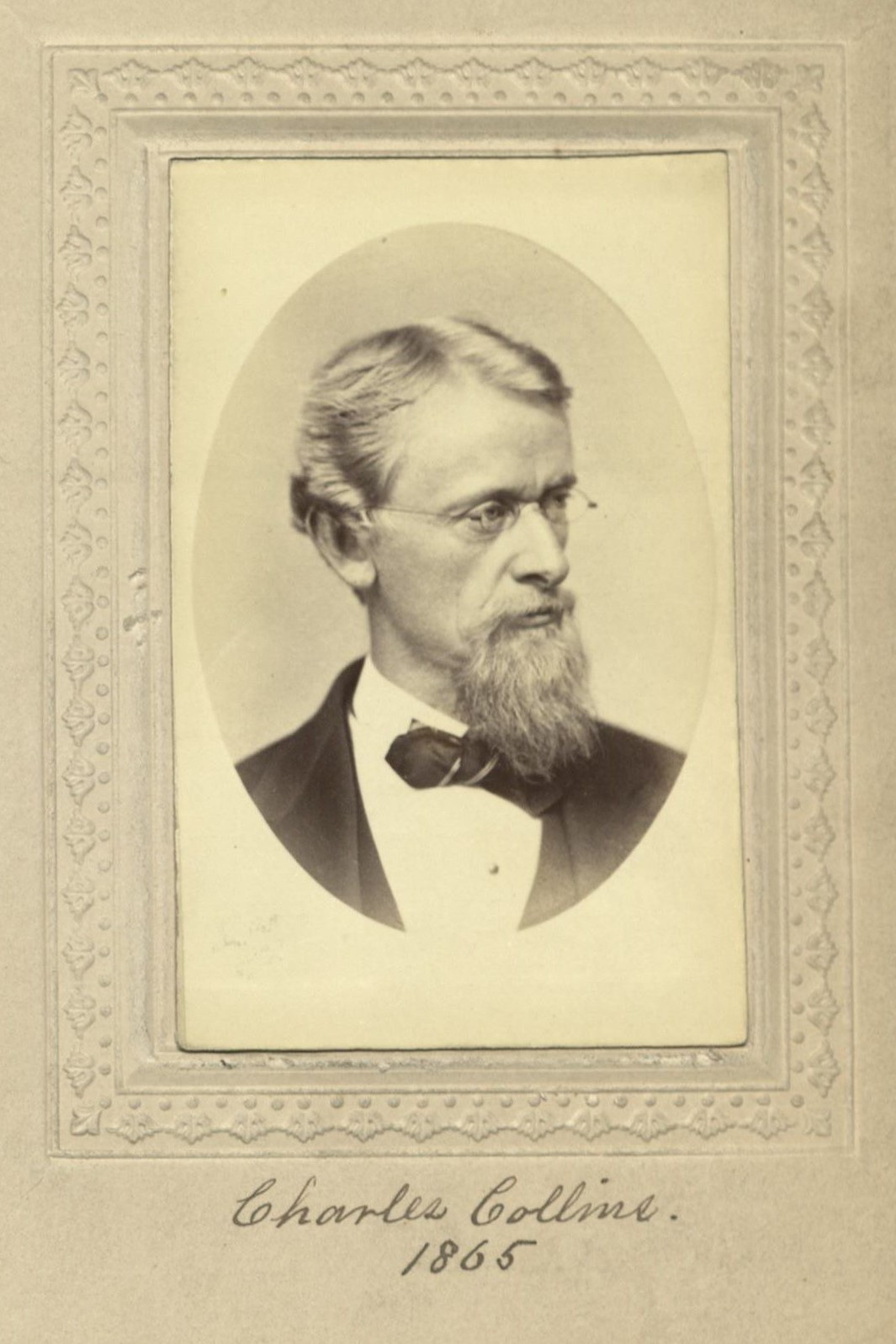 Member portrait of Charles Collins