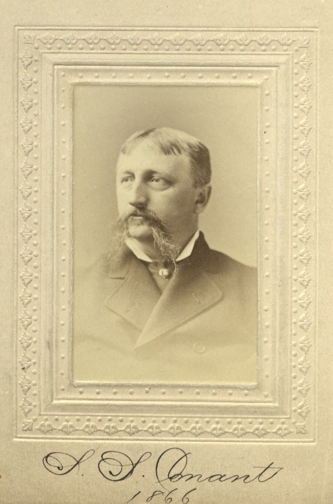 Member portrait of S. S. Conant
