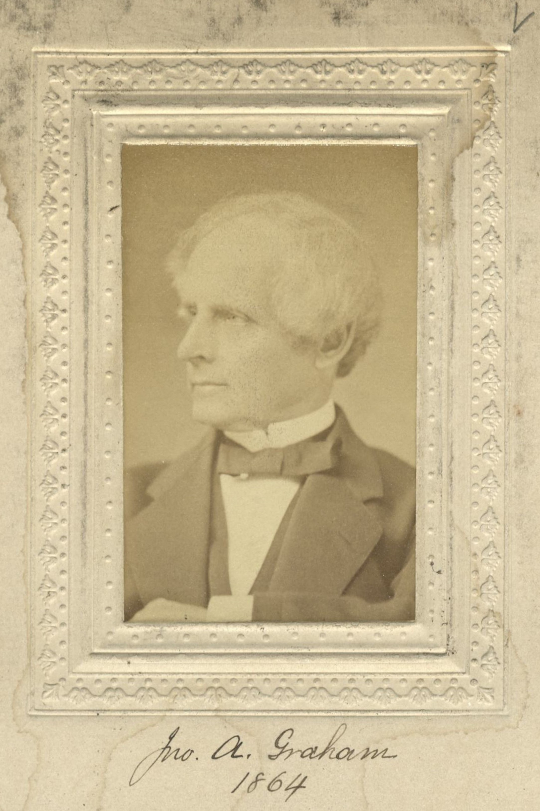 Member portrait of John A. Graham
