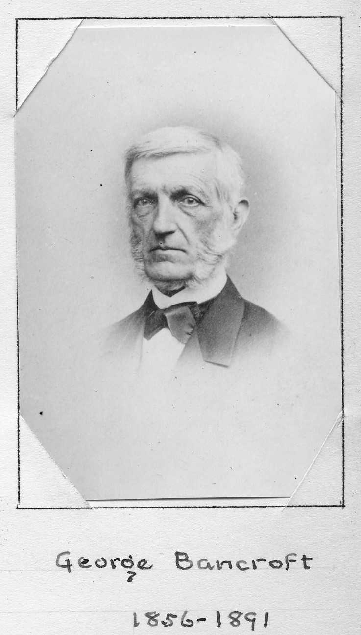Member portrait of George Bancroft
