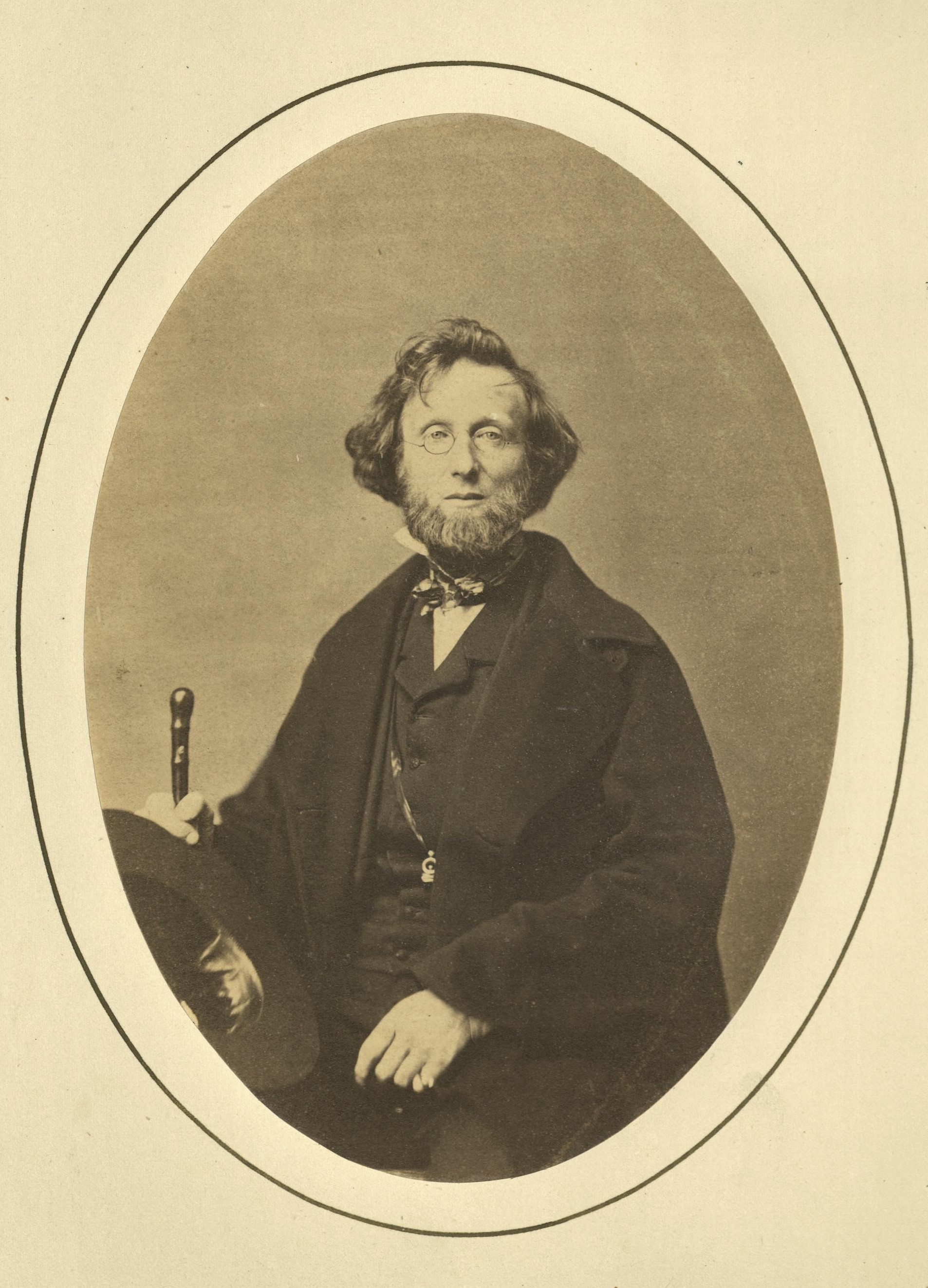 Member portrait of Daniel Huntington