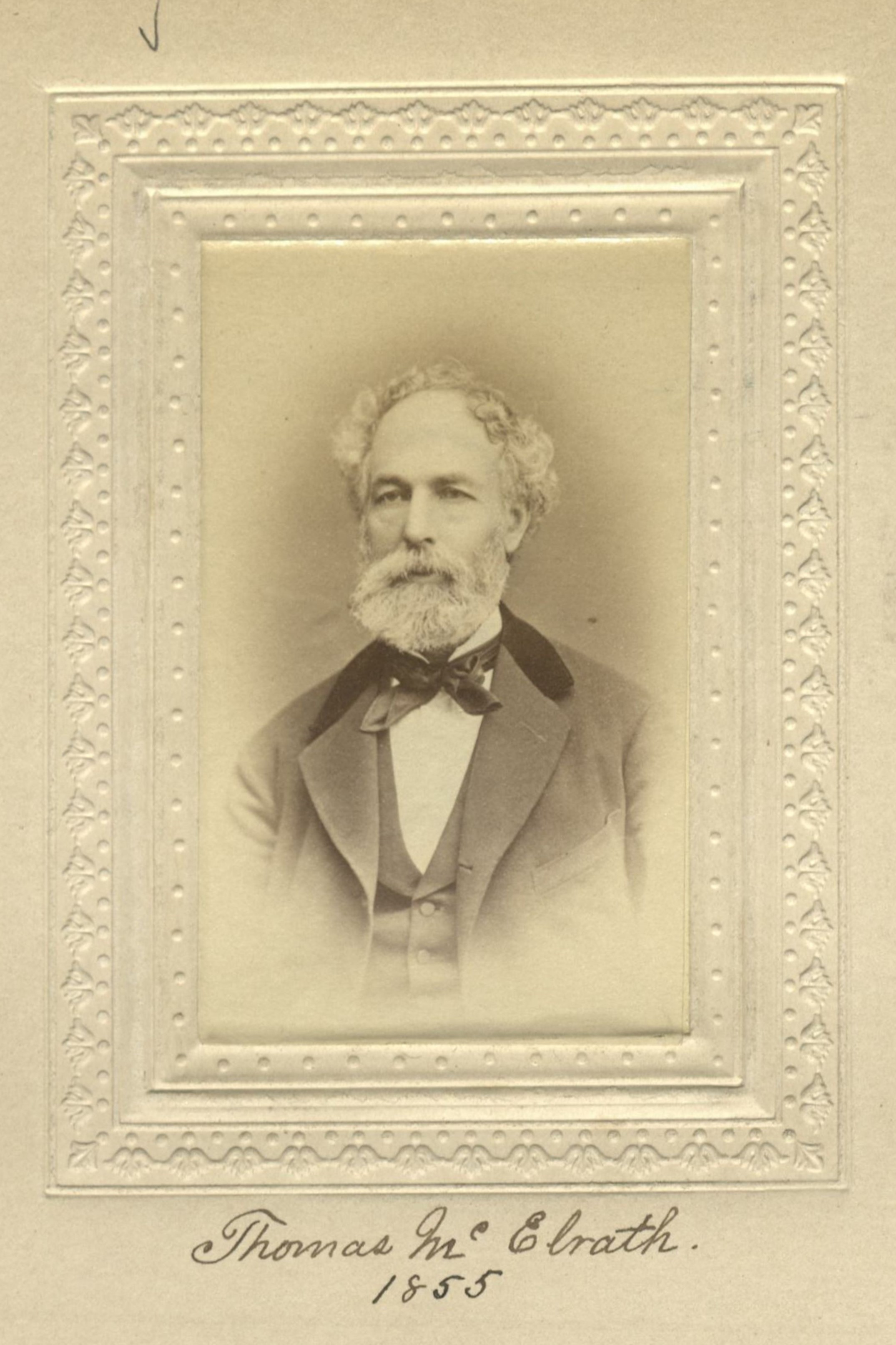 Member portrait of Thomas McElrath