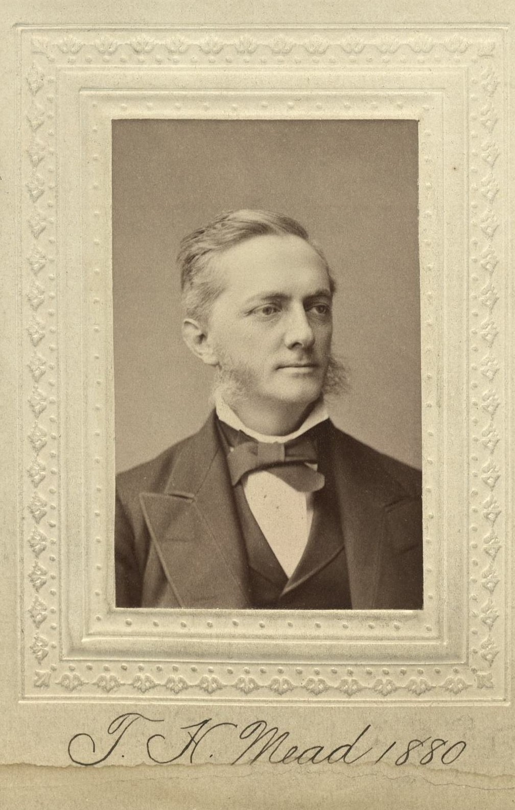 Member portrait of Theodore H. Mead