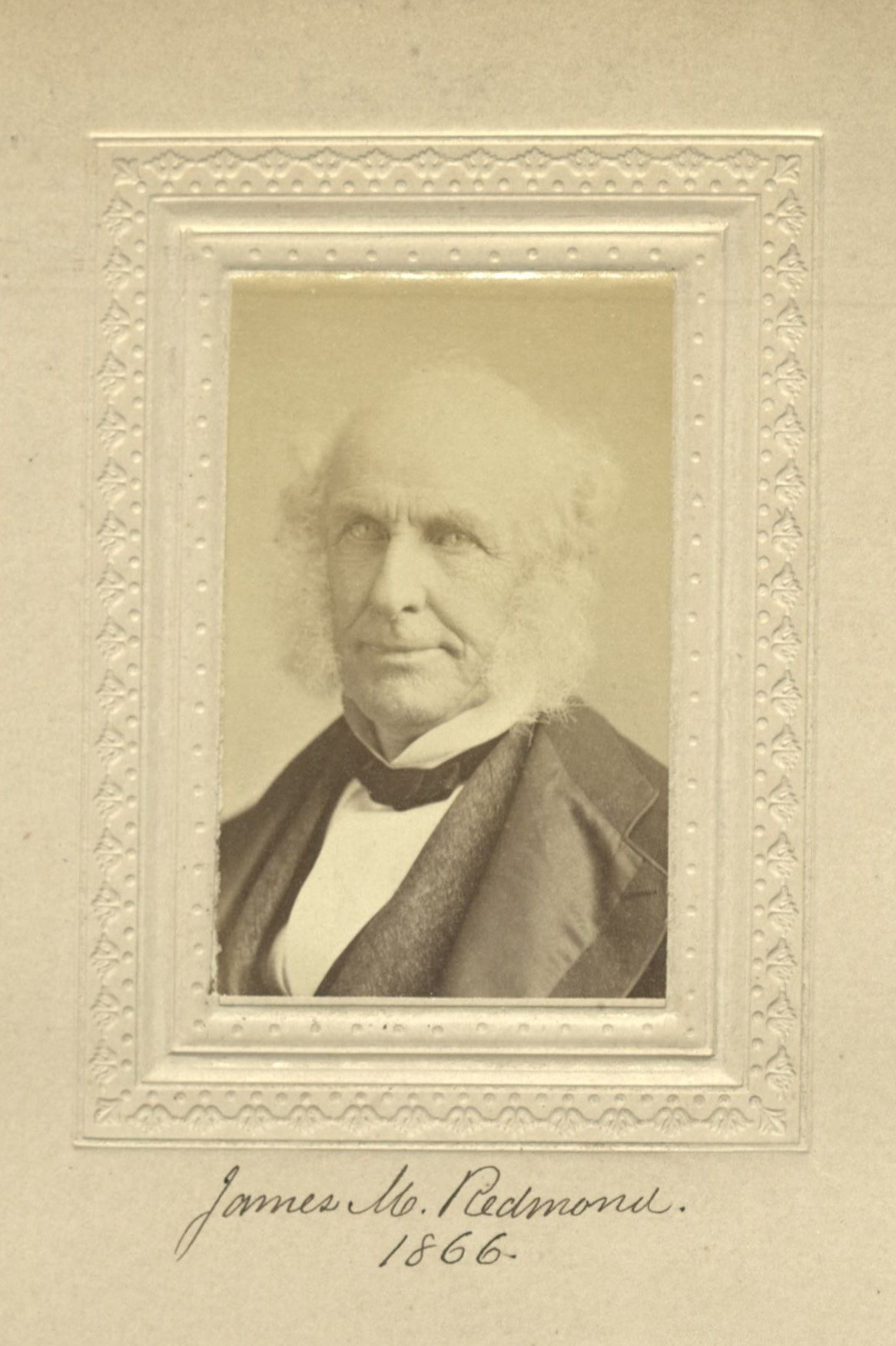 Member portrait of James M. Redmond