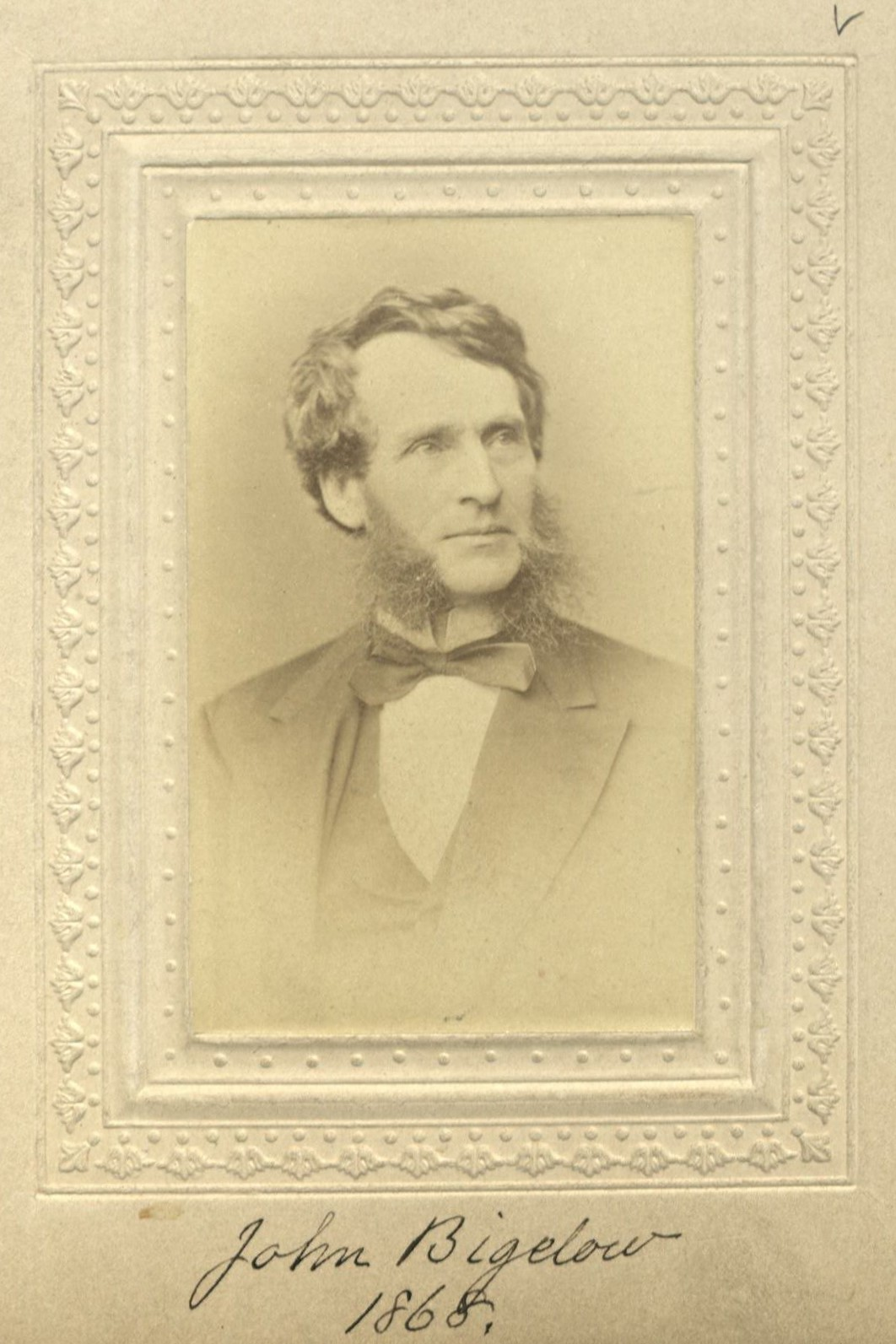 Member portrait of John Bigelow