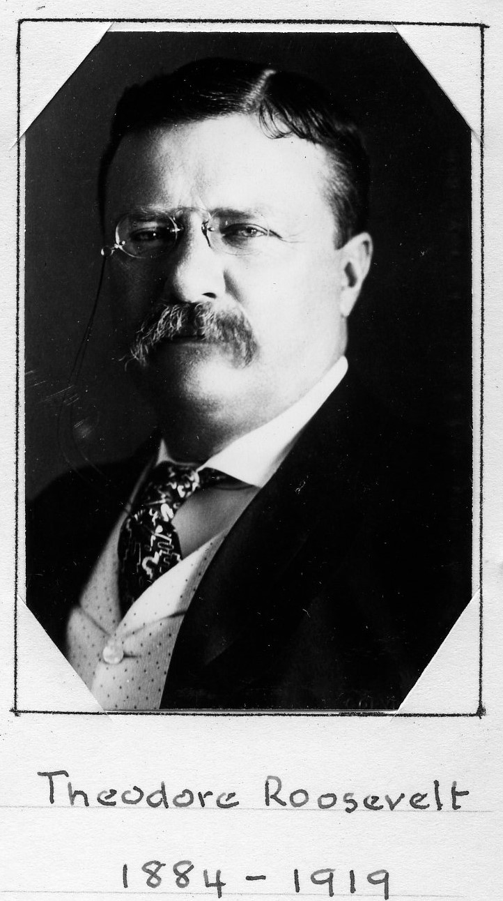 Member portrait of Theodore Roosevelt