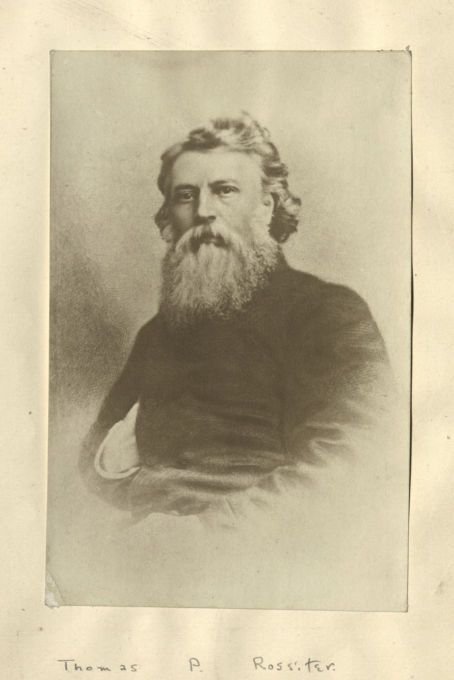 Member portrait of Thomas P. Rossiter