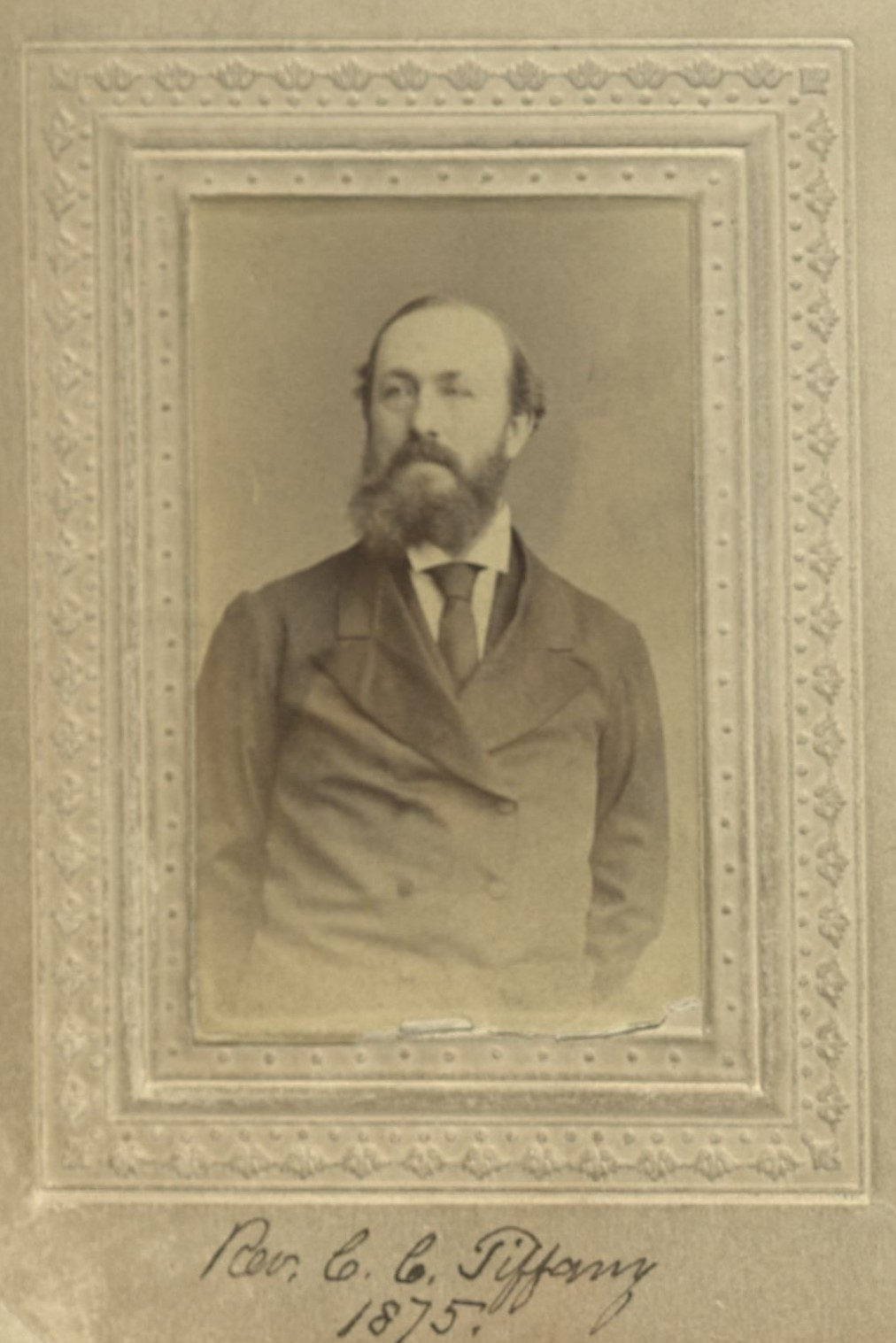 Member portrait of Charles Comfort Tiffany