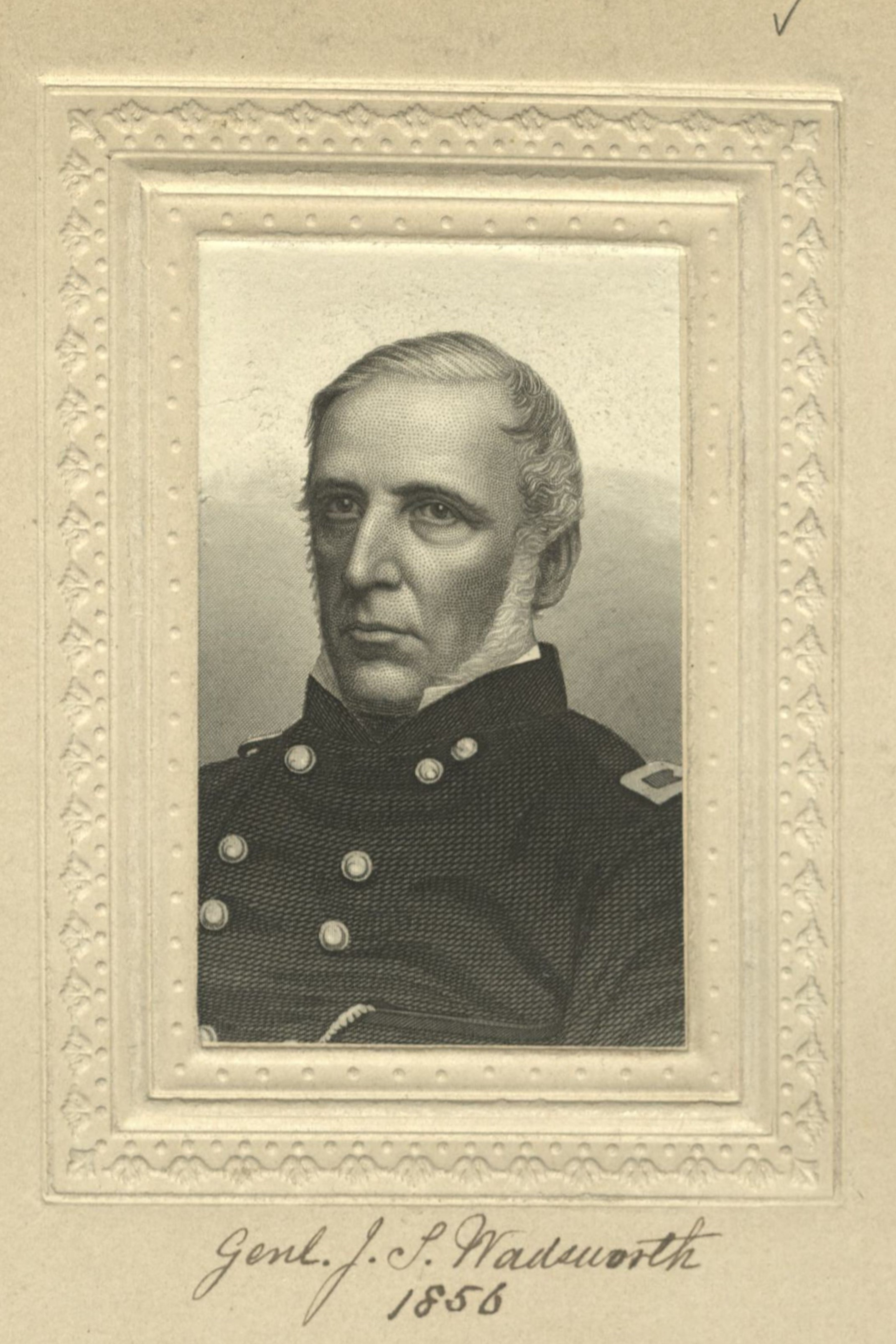 Member portrait of James S. Wadsworth
