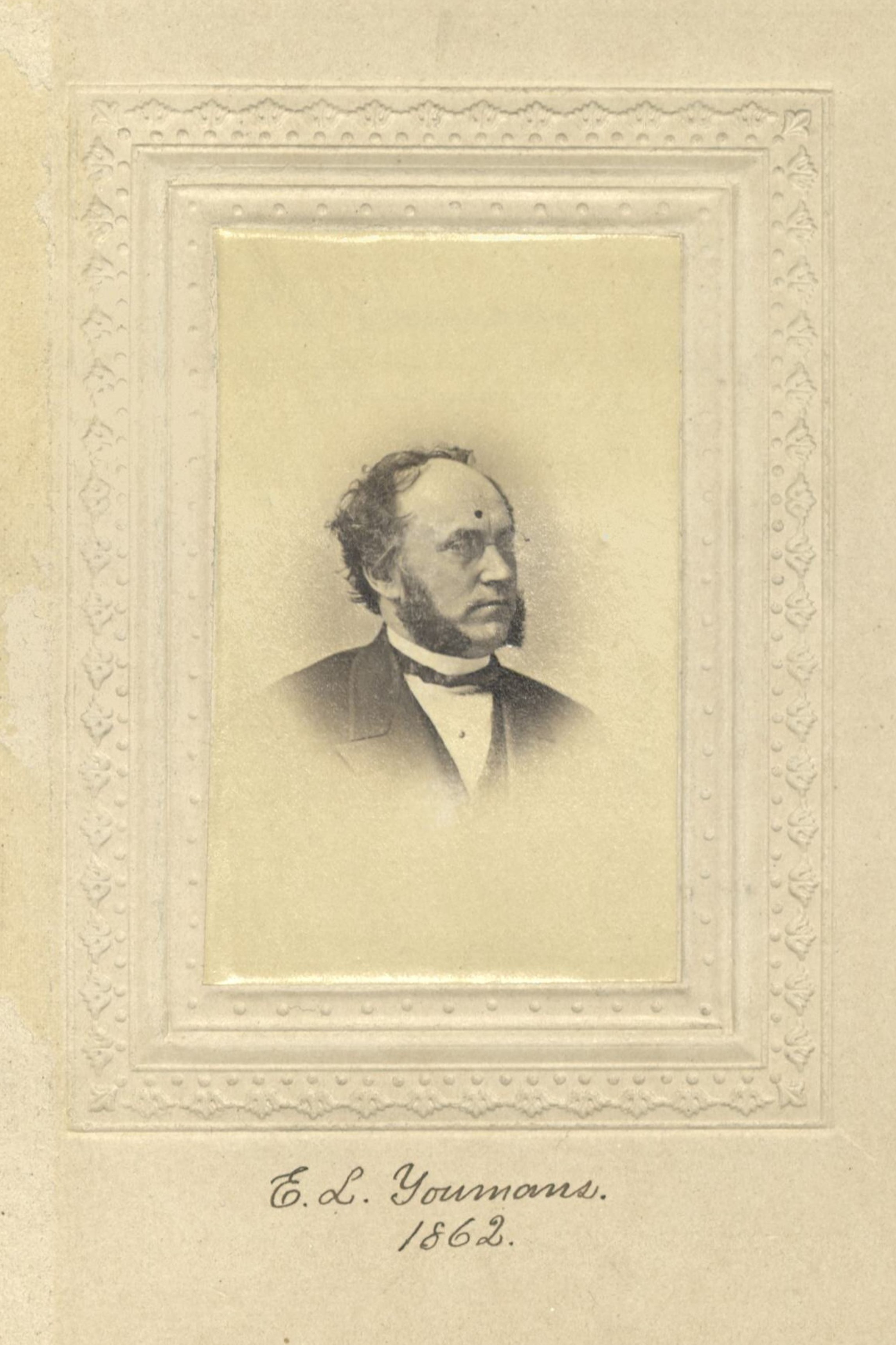 Member portrait of Edward L. Youmans